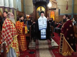 Φωτογραφία για Εορτασμός  των  Αγίων  Τριών  Ιεραρχών στην Ιερά Μητρόπολη Αιτωλίας και Ακαρνανίας