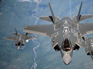 Φωτογραφία για Bloomberg: Ελαττωματικά τα F-35, δεν μπορούν να στοχεύσουν ευθεία μπροστά