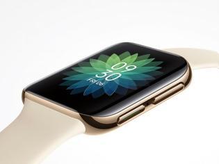 Φωτογραφία για Η Oppo ετοιμάζει έναν κλώνο του Apple Watch με το επόμενο ρολόι της