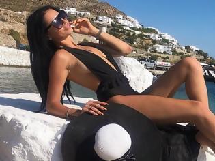 Φωτογραφία για Και επίσημα η Δήμητρα Αλεξανδράκη στο My style rocks