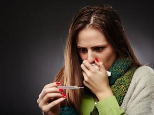 Φωτογραφία για Αιτίες που προκαλούν πυρετό. Αντιπυρετικά βότανα. Τι δεν κάνει να τρώμε
