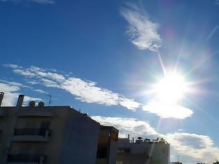 Φωτογραφία για Θερμή εισβολή: Μέχρι 20 βαθμούς Κελσίου η θερμοκρασία -Κρύο πάλι από Τετάρτη