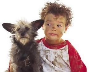 Φωτογραφία για Κινδυνεύουν τα παιδιά από τα μικρόβια; Πρέπει να απολυμαίνουμε τα πάντα;