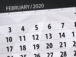Φωτογραφία για 2 Φεβρουαρίου 2020: Γιατί η σημερινή ημερομηνία είναι μοναδική για τον 21ο αιώνα