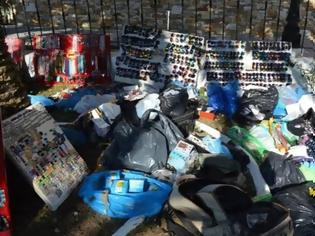 Φωτογραφία για Μεγάλη επιχείρηση για την αντιμετώπιση του παρεμπορίου στο Σχιστό
