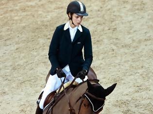 Φωτογραφία για Αθηνά Ωνάση: Με ένα νέο άλογο γιόρτασε τα 35α γενέθλιά της