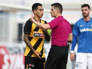 Φωτογραφία για ΑΕΚ: Ο Σιδηρόπουλος πήγε να… τινάξει το ματς στον αέρα!