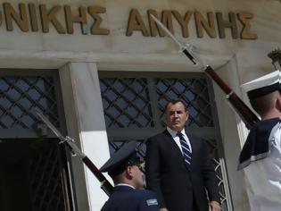 Φωτογραφία για ΥΕΘΑ Νίκος Παναγιωτόπουλος: ''Έβγαλε νοκ άουτ την εποχική γρίπη''