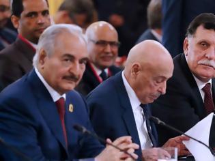 Φωτογραφία για Λιβύη: Στο τραπέζι των διαπραγματεύσεων Χαφτάρ – Σαράζ πριν την διάσκεψη των ΥΠΕΞ του Βερολίνου