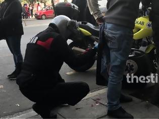 Φωτογραφία για Τον μαχαίρωσε για να του κλέψει το κινητό