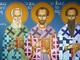 Φωτογραφία για Αποστολή συγχαρητηρίου γράμματος προς την Υπουργό Παιδείας από την Ιερά Σύνοδο για την εορτή των Τριών Ιεραρχών