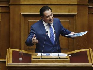 Φωτογραφία για Άδωνις Γεωργιάδης: «Ο δήμαρχος Βόρειας Κέρκυρας ανέβαλε την ψηφοφορία για την έναρξη του έργου της Κασσιόπης έχοντας παραβιάσει το νόμο»