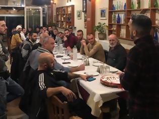 Φωτογραφία για Την Πρωτοχρονιάτικη πίτα για το 2020 έκοψε ο ΗΡΑΚΛΗΣ ΑΣΤΑΚΟΥ