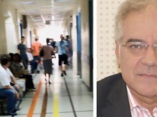 Φωτογραφία για Το πρώτο ΣΔΙΤ στην Υγεία στο Πανεπιστημιακό Νοσοκομείο της Λάρισας! Τι δηλώνει στο HealthReport.gr ο Διοικητής της 5ης ΥΠΕ