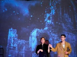 Φωτογραφία για Για πρώτη φορά στην Ελλάδα το «Europa» του Lars Von Trier σε θεατρική διασκευή, από το Ελληνογερμανικό Θέατρο της Κολωνίας και την Εθνική Λυρική Σκηνή (είσοδος ελεύθερη)
