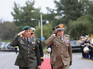 Φωτογραφία για Επίσκεψη του Προέδρου της Στρατιωτικής Επιτροπής της Ευρωπαϊκής Ένωσης στην Ελλάδα