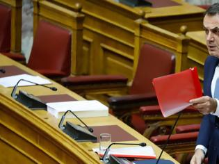 Φωτογραφία για Ομιλία ΥΕΘΑ Νικόλαου Παναγιωτόπουλου κατά τη συζήτηση επικαίρων ερωτήσεων στη Βουλή