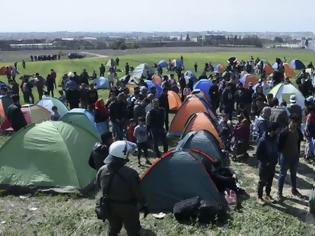 Φωτογραφία για Βασίλης Φεύγας: Έχουμε διαφορετικη φιλοσοφία στην αντιμετώπιση του μεταναστευτικού σε σχέση με τον ΣΥΡΙΖΑ