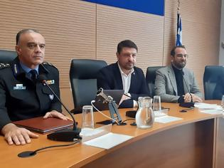 Φωτογραφία για Σε θετικό κλίμα η σύσκεψη υπό την προεδρία, Νίκου Χαρδαλιά - Καταγραφή της κατάστασης προκειμένου να δρομολογηθούν οι αναγκαίες προσλήψεις και προμήθειες
