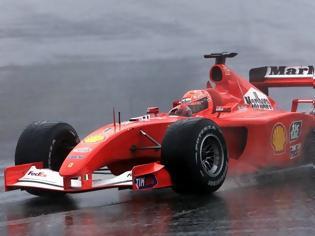 Φωτογραφία για 60.000 ευρώ για το κράνος του Michael Schumacher;