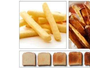 Φωτογραφία για Προσέχουμε το καρκινογόνο Ακρυλαμίδιο στις τηγανητές πατάτες, πατατάκια, τοστ