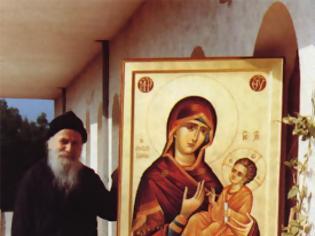 Φωτογραφία για Άγιος Πορφύριος Καυσοκαλυβίτης: «Πάρ'το εγωιστικά και μην αφήνεις τον εαυτό σου να δίνει ικανοποίηση στο διάβολο»
