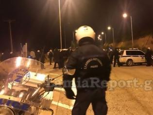 Φωτογραφία για Επεισόδια με οπαδούς της Λάρισας - Τραυματίστηκε αστυνομικός