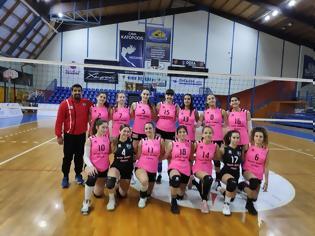 Φωτογραφία για Προχωράνε δυνατά, οι γυναίκες του βόλεϊ των Ελπίδων, για το πρωτάθλημα!!!