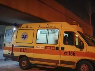 Φωτογραφία για Άγνωστοι χτύπησαν με μανία και τραυμάτισαν διασώστη του ΕΚΑΒ