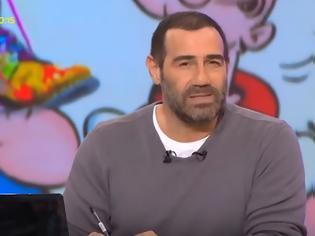 Φωτογραφία για Ο Κανάκης στην πρώτη του συνέντευξη μετά από την αποχώρηση από τον Σκάι