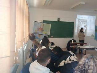 Φωτογραφία για Καινοτομία στη Ρόδο με ενημέρωση μαθητών για την ενδοοκογενειακή βία