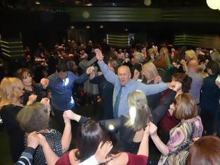Φωτογραφία για Βούλιαξε η αίθουσα, στη χοροεσπερίδα του ΣΥΛΛΟΓΟΥ ΜΑΧΑΙΡΙΩΤΩΝ Ξηρομέρου - Δείτε πλούσιο φωτορεπορτάζ
