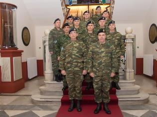 Φωτογραφία για Επίσκεψη Αρχηγού ΓΕΣ στην έδρα του Γ΄ΣΣ