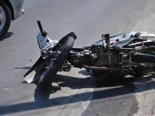 Φωτογραφία για 53χρονος μοτοσικλετιστής νεκρός σε τροχαίο