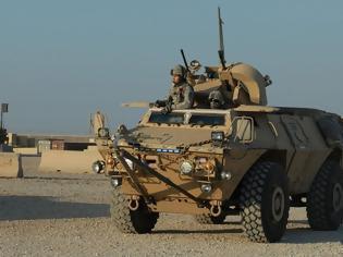 Φωτογραφία για Βήμα θωράκισης: Η ώρα της Αμερικανικής βοήθειας-Τεθωρακισμένα Οχήματα Ασφαλείας M1117