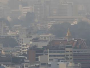 Φωτογραφία για Ερευνα: Η καθημερινή έκθεση στο όζον συνδέεται με αυξημένο κίνδυνο πρόωρου θανάτου