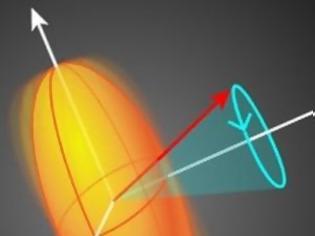 Φωτογραφία για Σπάνιο είδος περιστροφικής κίνησης πυρήνα ανιχνεύθηκε σε ισότοπο του χρυσού