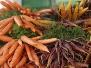 Φωτογραφία για H κλιματική αλλαγή επηρεάζει το πιάτο μας. Πολλές τροφές γίνονται θύματα της αύξησης της θερμοκρασίας