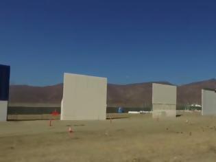 Φωτογραφία για Τραμπ: 2 δισ. δολάρια για την κατασκευή του τείχους με το Μεξικό προβλέπει η πρόταση προϋπολογισμού