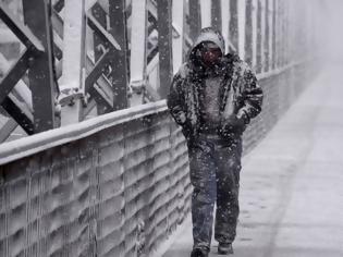 Φωτογραφία για Ιράκ: Καλυμμένη με χιόνι η Βαγδάτη - Είναι η δεύτερη φορά στη διάρκεια ενός αιώνα που χιονίζει