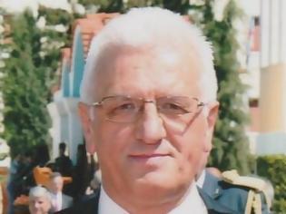 Φωτογραφία για Ανακοίνωση-Bιογραφικό Αντγου ε.α. Κωνσταντίνου Μανίκα Υποψήφιου για μέλος ΔΣ/ΕΑΑΣ