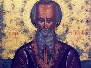 Φωτογραφία για Ο Παπαλεόντιος διάβαζε τον παράλυτο και ο Άγιος Χαράλαμπος τον έδιωξε από το σπίτι του!