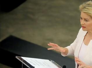 Φωτογραφία για Ούρσουλα φον ντερ Λάιεν: «Μπλεγμένη» σε σκάνδαλο 200 εκατ. ευρώ