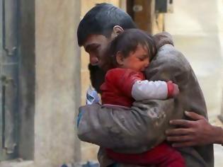 Φωτογραφία για Συρία: Η μεγαλύτερη μετατόπιση πληθυσμών στον 9χρονο εμφύλιο έχει σημειωθεί στο Ιντλίμπ τις τελευταίες 10 εβδομάδες