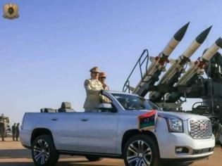 Φωτογραφία για Οι δυνάμεις του Χαφτάρ «πολιορκούν» την πρωτεύουσα Τρίπολη