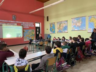 Φωτογραφία για Αγαπάμε τα ζώα δημιουργούμε πολιτισμό - ενημέρωση και στο1ο Δημοτικό Σχολείο Αστακού