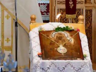 Φωτογραφία για Μεγαλυνάρια ΠΑΝΑΓΙΑΣ ΣΙΝΑΣΣΙΤΙΣΣΗΣ (τοῦ Ἱεροῦ Παρεκκλησίου Γεννήσεως Τιμίου Προδρόμου, Ρίζης Ξυλοκάστρου Κορινθίας)