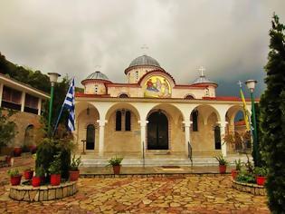 Φωτογραφία για Ιερά Μονή Γενεσίου της Θεοτόκου Αντινίτσης, Λαμία