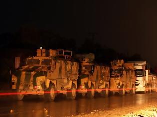 Φωτογραφία για Σκληρή απάντηση της Μόσχας στην Άγκυρα: Ο τουρκικός στρατός κλιμακώνει τις συγκρούσεις στην Ινλίμπ