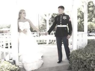 Φωτογραφία για Το «γαμήλιο δώρο του ΓΕΣ»! Ιστορία κλαυσίγελως για ένα ζευγάρι Υπαξιωματικών!
